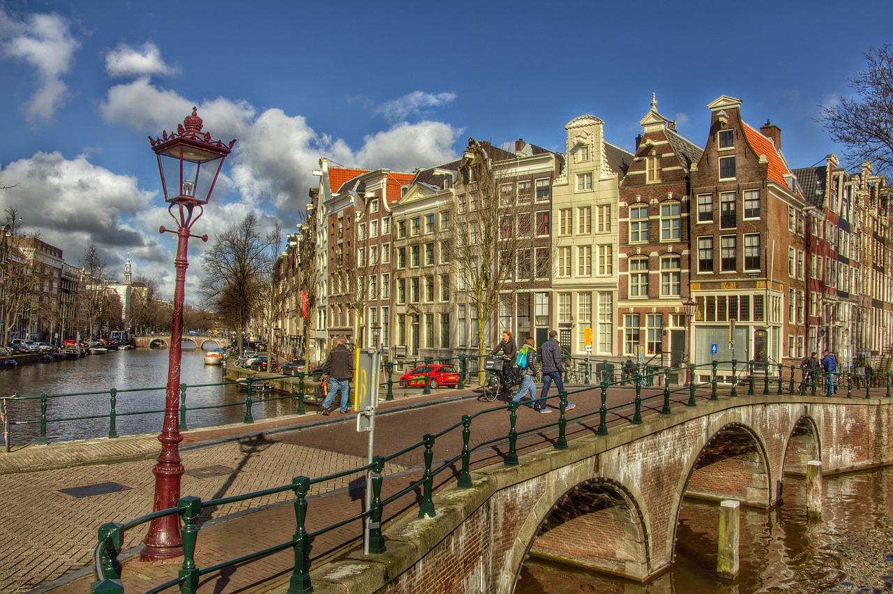 Άμστερνταμ αστικό τοπίο