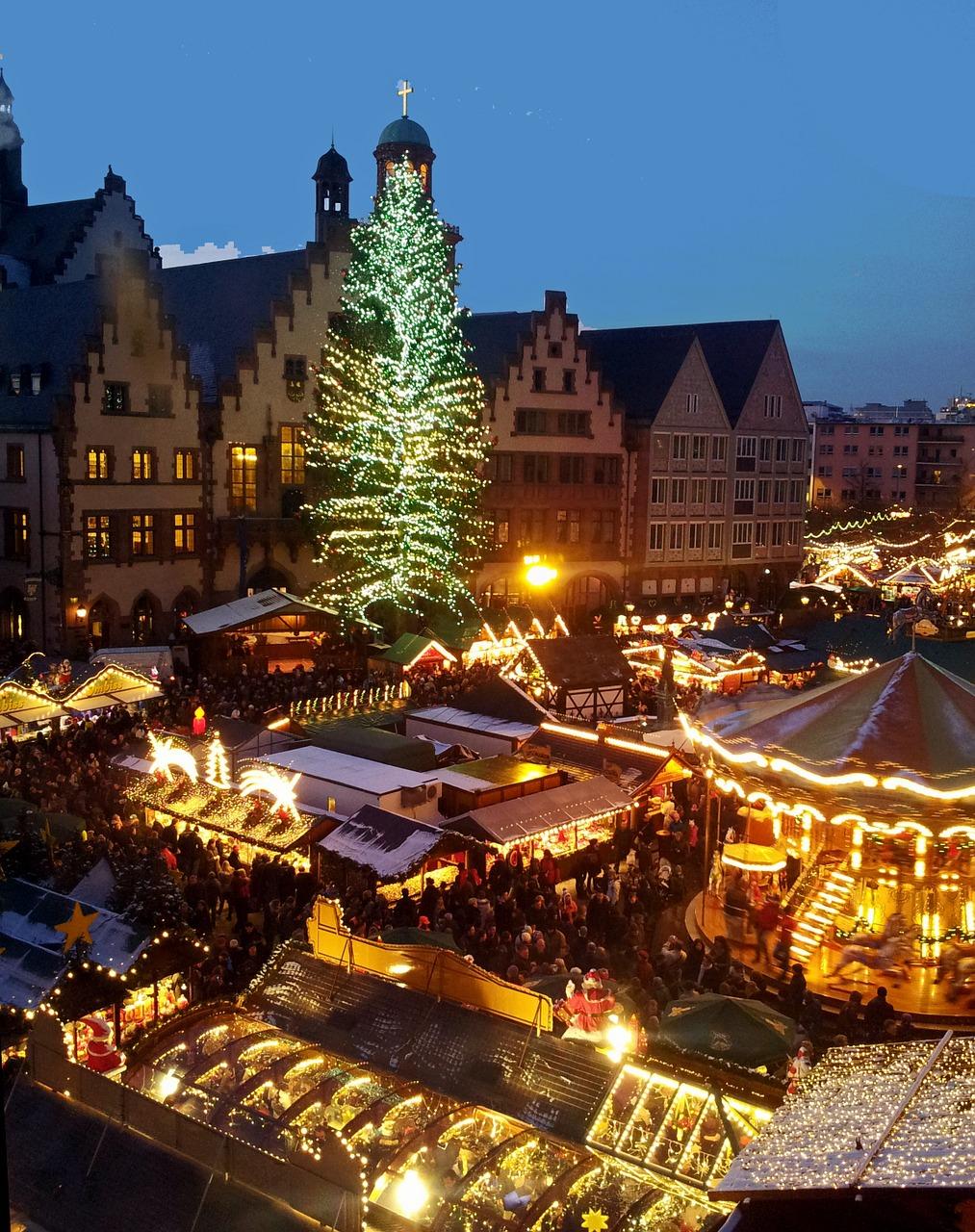 Χριστουγεννιάτικη Αγορά Φραγκφούρτη