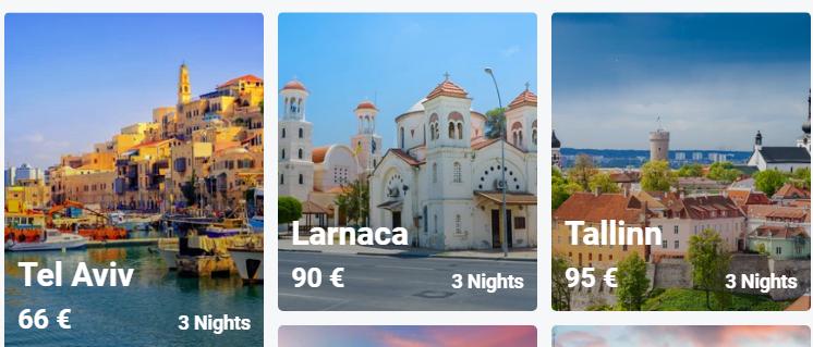 αεροπορικά εισιτήρια Αγίου Βαλεντίνου Πάφο Κύπρο
