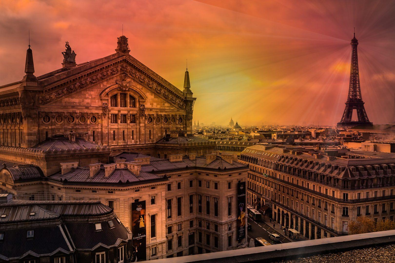 πύργος του Παρισιού